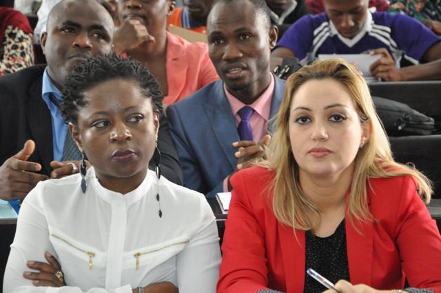 Images Colloque PTO, Abidjan 2013