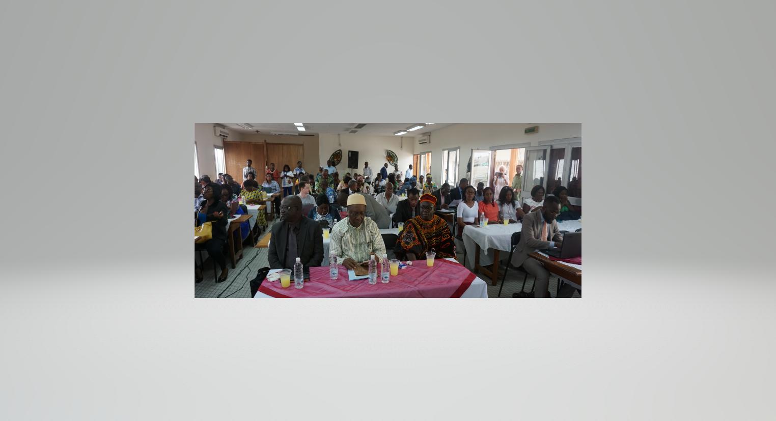 Images 2è congrès, Douala, 9-12 juillet 2019